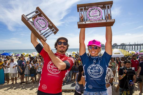 Campeões (Kenny Morris / WSL via Getty Images)