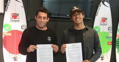 SAMUEL PUPO E RAPHAEL ROCHA, DO MARKETING DA RIP CURL