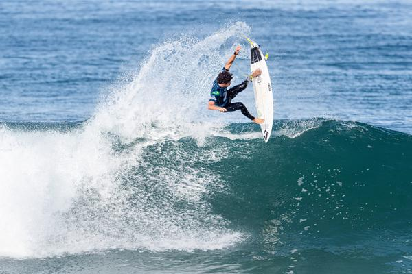 Yago Dora-SC (Damien Poullenot / WSL via Getty Images)