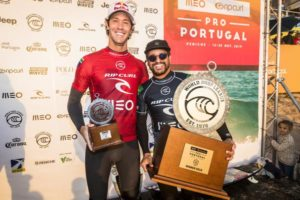 Jordy e Italo (Damien Poullenot / WSL via Getty Images)