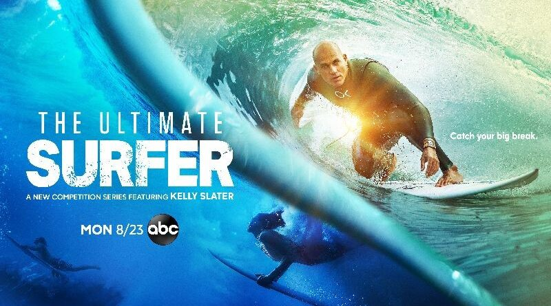 "Canal ABC dos Estados Unidos divulga os participantes do ""The Ultimate Surfer"""